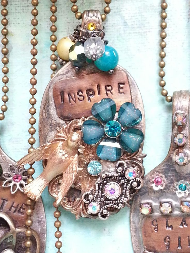 """""""Gypsy Soul""""New line of handcrafted #bohemian style jewelry by #CloverMoonDesigns.com ETSY shop seller"""