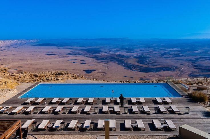 Beresheet Hotel Mizpe Ramon