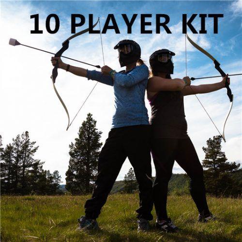 Archery Equipments Kit -10 Player Kit $2,600.00