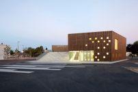 Neues Kulturzentrum in Nevers von Ateliers O-S / Offenes Haus - Architektur und Architekten - News / Meldungen / Nachrichten - BauNetz.de