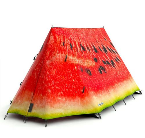 Fun for kids -- printed tents
