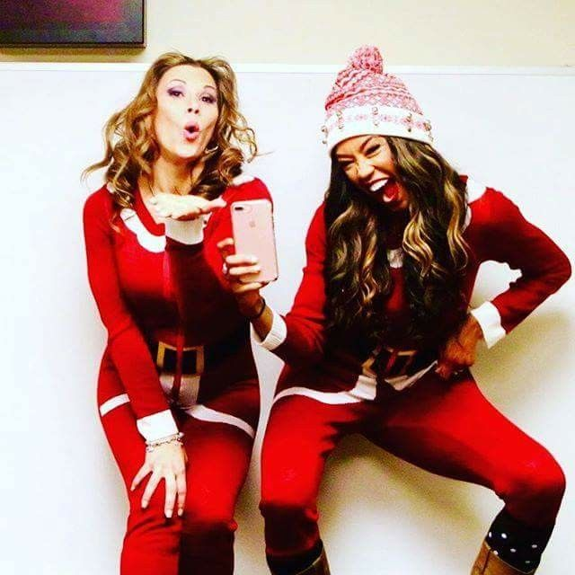 Alicia Fox & Mickie James