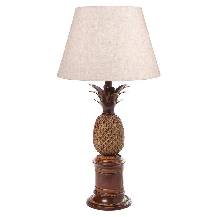 Bermuda Pineapple Lamp