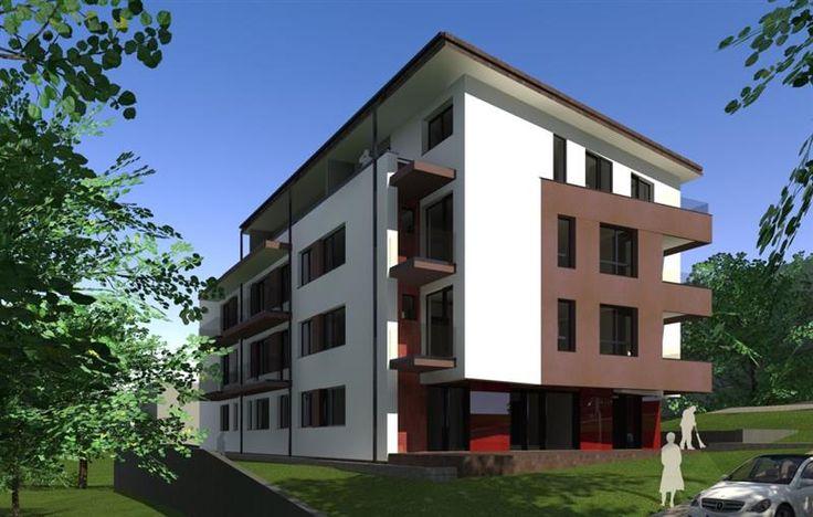 Apartamente 2 camere in vila zona Borhanci Cluj Napoca