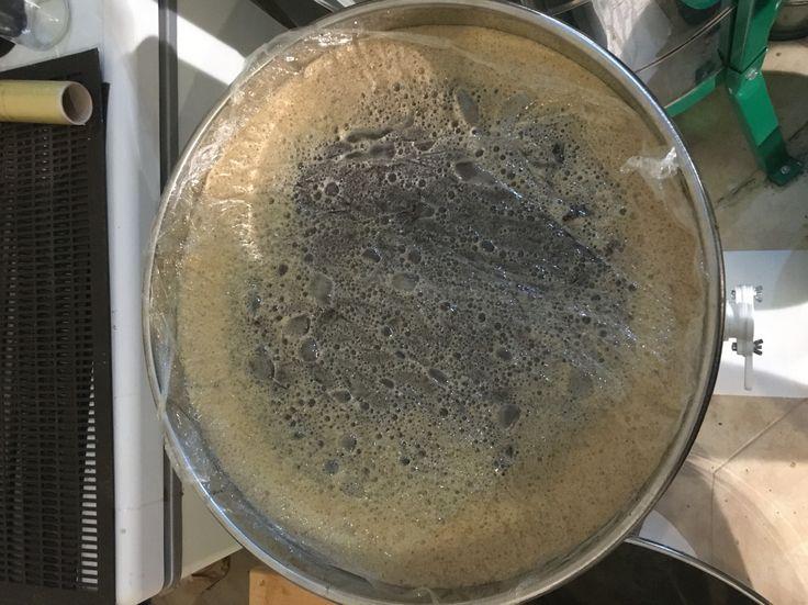 Απομάκρυνση των ακαθαρσιών ( κεριά , πρόπολη , φυσαλίδες , ποδαράκια , μελισσάκια κλπ) με διαφανή ζελατίνα