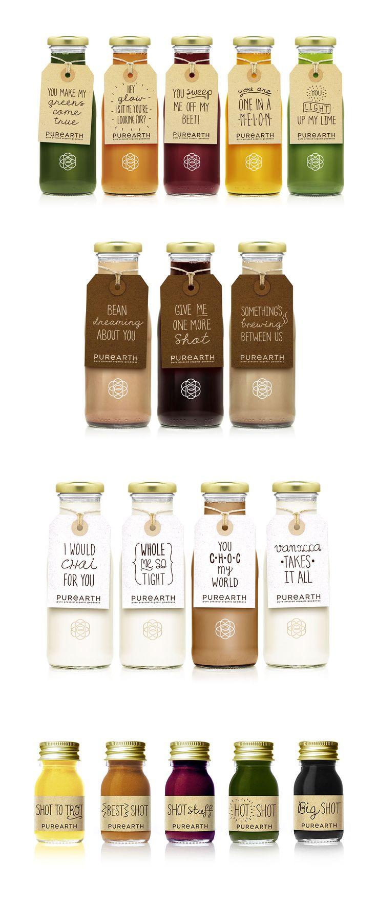 Purearth Packaging Design