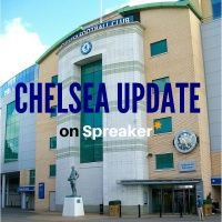 Chelsea Update now a weekly Sunday mini-podcast on Spreaker.