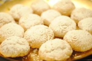 Dessert Kahk cookies 300x200 Eid Food and Eid Recipes (Special Desserts Recipes)