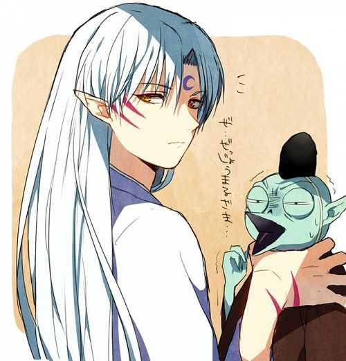 208 Best Images About Sesshomaru And Rin On Pinterest