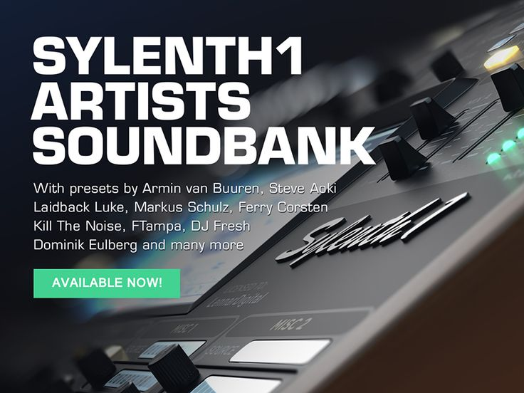 Sylenth1 Crack v1.3 For Mac And Windows is working and examined for both Mac and Windows operating systems with 64bit and 32bit characteristic.