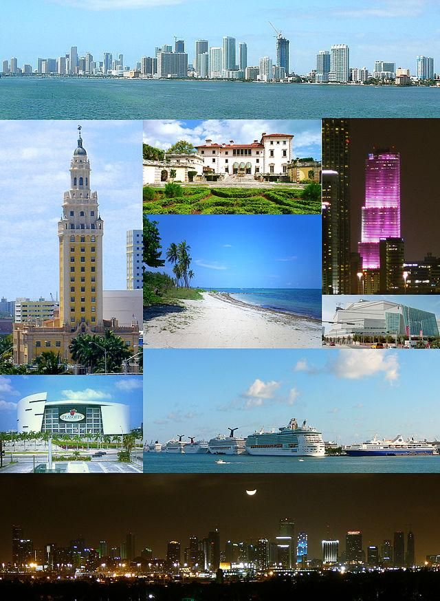 July 28, 1896 – The city of Miami, Florida is incorporated.