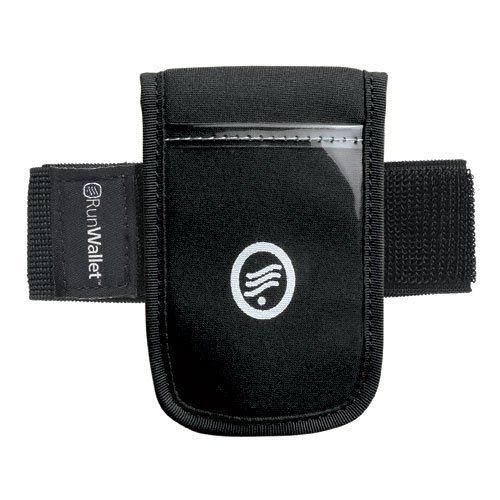 RunWallet, Grantwood Technology's Workout Wallet, BLACK by Grantwood Technology. $13.99. Grantwood Technology presents the RunWallet that can carry your valuables while running. The soft, neoprene wallet, securely holds your items in a Velcro pouch. You can use the included soft, stretchy armband to attach the RunWallet as an arm wallet on folded over the lanyard. This armband will also hold the Common Access Card (CAC) Card for military use. The armband also f...