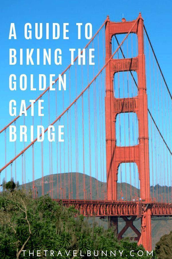 Biking The Golden Gate Bridge On A Foggy San Francisco Day Golden Gate Bridge Golden Gate California Travel