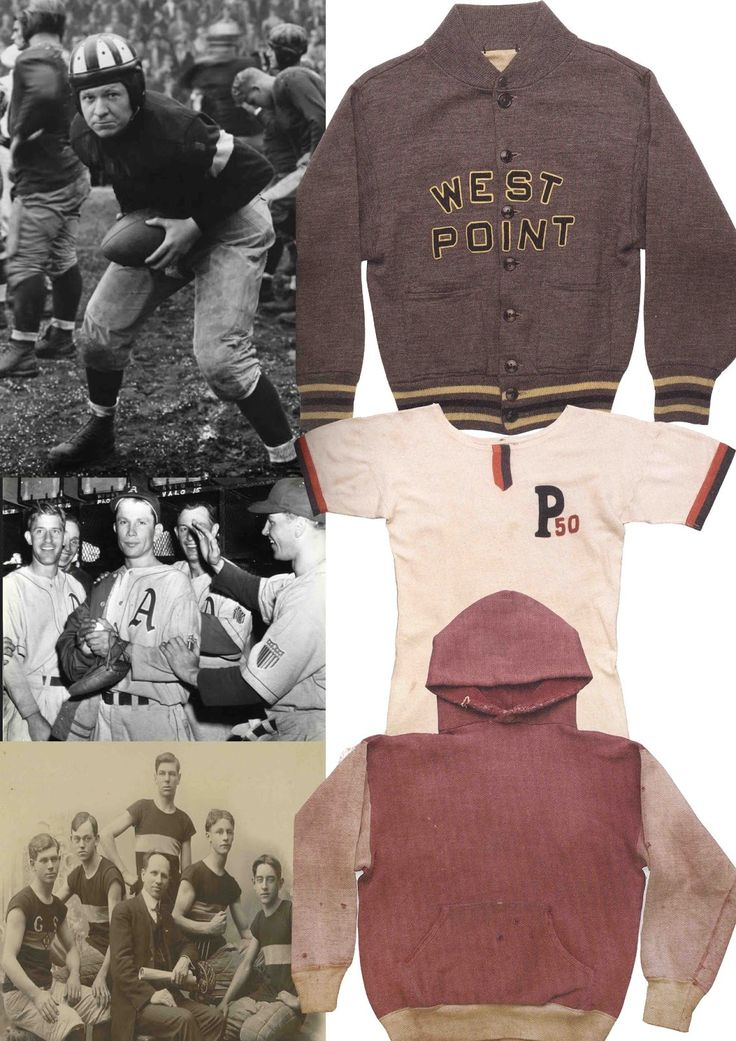Mens Collections: Vintage 1920s-30's Sportswear