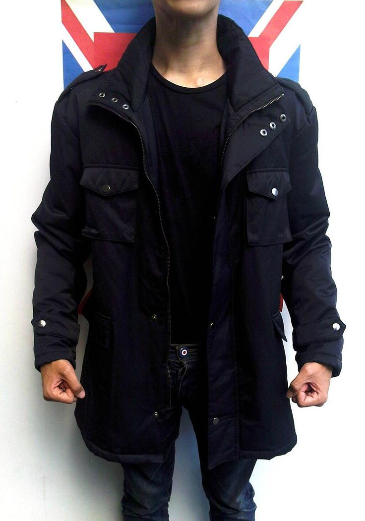 HAN IL | size L (fit L) | IDR 199.000 | 95% condition | 'removable inside jacket'