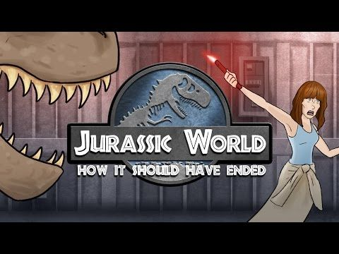 These Alternate Jurassic World Endings Would Have Made A Lot More Sense | Gizmodo Australia