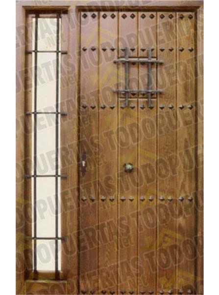 M s de 1000 ideas sobre puertas de entrada r sticas en for Puertas de entrada precios