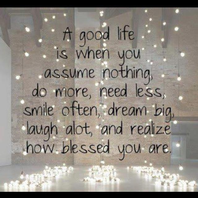 Blessed Life Quotes And Sayings: 792 Best Images About Awesome Little Quotes & Phrases
