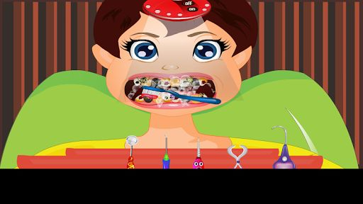 Celebrity Dentist Office is a new virtual surgery games for all the fans of oral surgery games. <br>Now it's time for oral care! <br>Teeth caring is very important both for kids and adults, so this game can help you to learn more about difficult work of dentist and also understand some hygiene rules.<br>HOW TO PLAY: Your patient  has some problems with teeth, so you have a chance to perform different operations in the mouth of the patient. You must understand the problem, choose instruments…