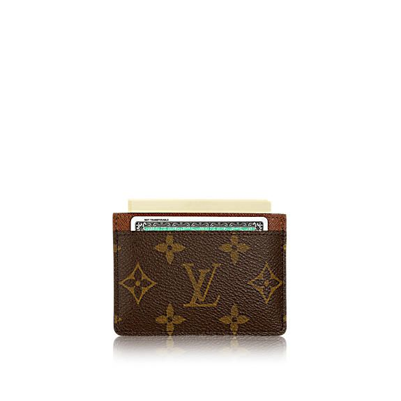 Louis Vuitton Card Holder in Monogram