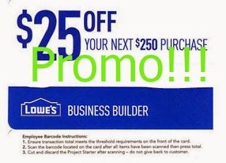 free printable Lowes Home Improvement coupons