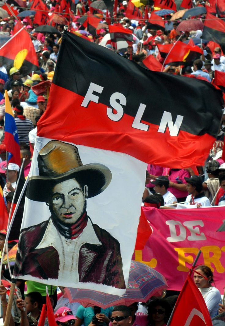 The Nicaraguan Revolution encompassed the rising opposition to the Somoza dictatorship in the 1960s and 1970s, the campaign led by the Sandinista National Liberation Front (FSLN) to violently oust the dictatorship in 1978-79, the subsequent efforts of the FSLN to govern Nicaragua from 1979 until 1990.