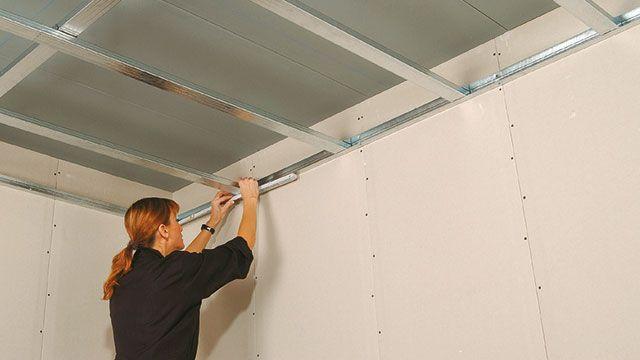 plafond autoportant 4m maison image