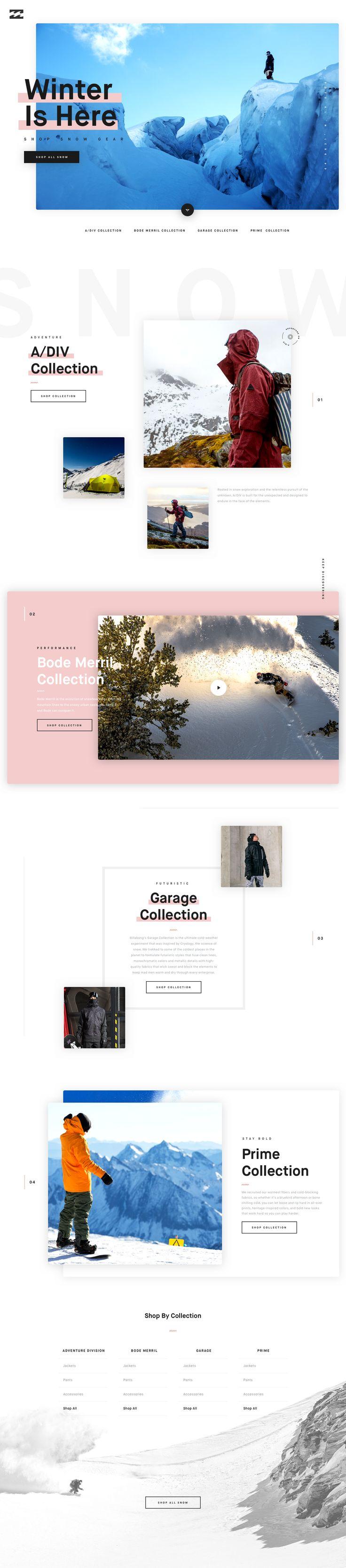104 best Design Inspiration images on Pinterest | Design websites ...