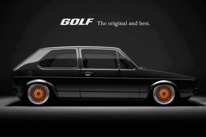 Pin By Sam Le Choletois On Volkswagen Golf Mk1 Oettinger