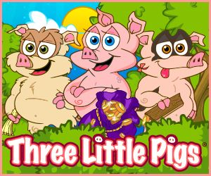ThreeLittlePigs.ca Very fun story for kids about Three Little Pigs. Watch a video