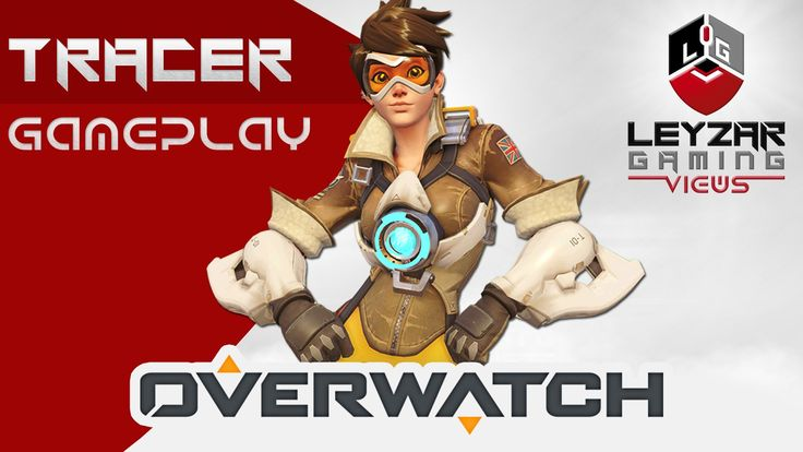 Overwatch Gameplay - Tracer Punk Skin (Dorado Gameplay)