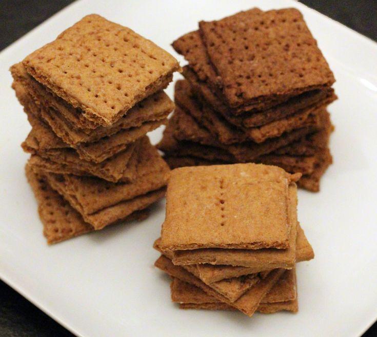 Graham crackers vegan oatfree glutenfree easy