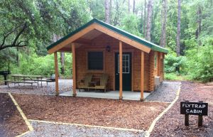 Camping cabins at Carolina Beach; new campground at Lake James ready for visitors – North Carolina State Parks