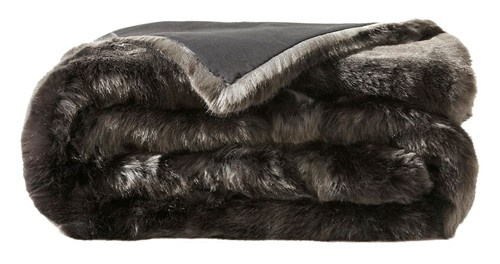 Imitation fur ALEZAN throw - $1100.