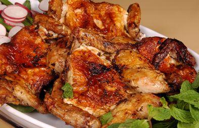 Roasted Chicken - Chef Osama - The Good Taste Company
