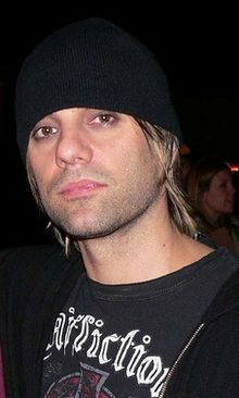 Criss Angel (Christopher Nicholas Sarantakos)