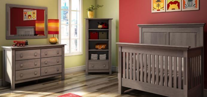 Kidz Decoeur: Pembroke Collection | Baby Furniture Warehouse