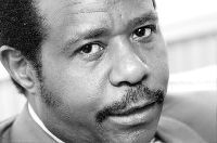 """Paul Rusesabagina sheltered over 1,200 Tutsis and moderate Hutus to protect them from being murdered.  He used his influence and connections as temporary manager of the Hotel des Mille Collines. """"I don't consider myself a hero. I consider myself as a normal person who did what he had to do, who has done his job."""""""