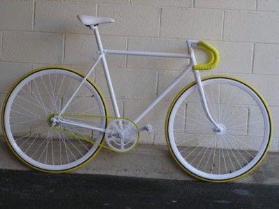 fixed gear - fixie: Fixie Bikes, Sweet Fixed, Fixed Bike, Fixed Gear, Concept Bicycles, Gears, Sweet Fixie