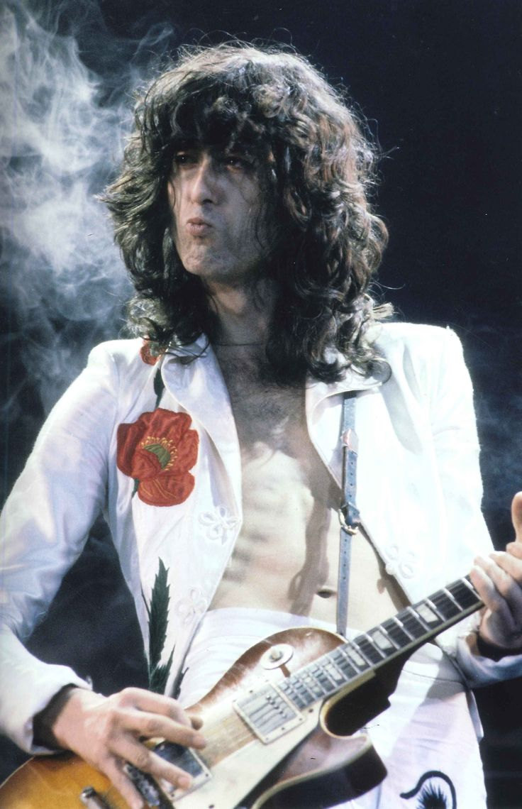 an introduction to the career of jimmy page a guitarist of led zeppelin Jimmy page guitarist, songwriter for the record selected discography sources though the argument over who is the greatest rock guitarist of all time will.