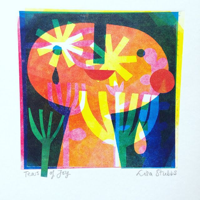 Playing with colour - Lisa Stubbs ♡