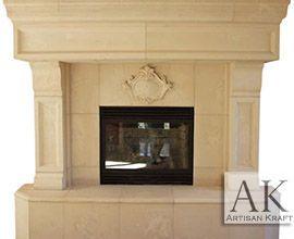 1000+ ideas about Cast Stone Fireplace on Pinterest ...