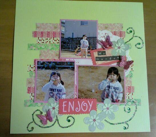 (002)Saekoさんの作品。画像をクリックするとSaekoさんのfacebook記事を表示します。