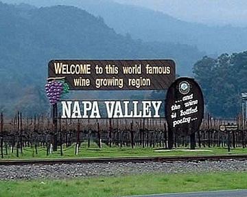 Dégustez les excellents vin Californiens dans la région de la Napa Valley