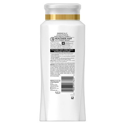 Pantene Pro-V Smooth & Sleek Tames Frizz Taming Shampoo - 20.1oz