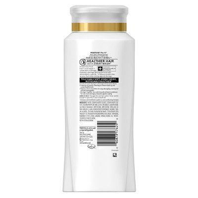 Pantene Pro-V Smooth & Sleek Tames Frizz Taming Shampoo - 20.1oz