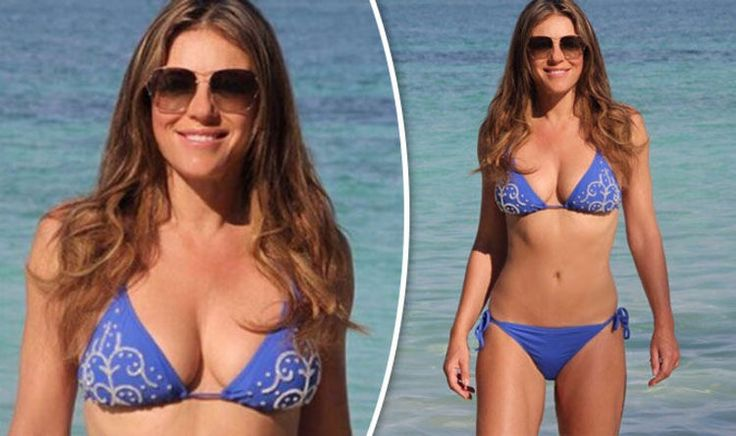cool Elizabeth Hurley flashes her phenomenal figure in SIZZLING bikini snap Check more at https://epeak.in/2017/01/27/elizabeth-hurley-flashes-her-phenomenal-figure-in-sizzling-bikini-snap/
