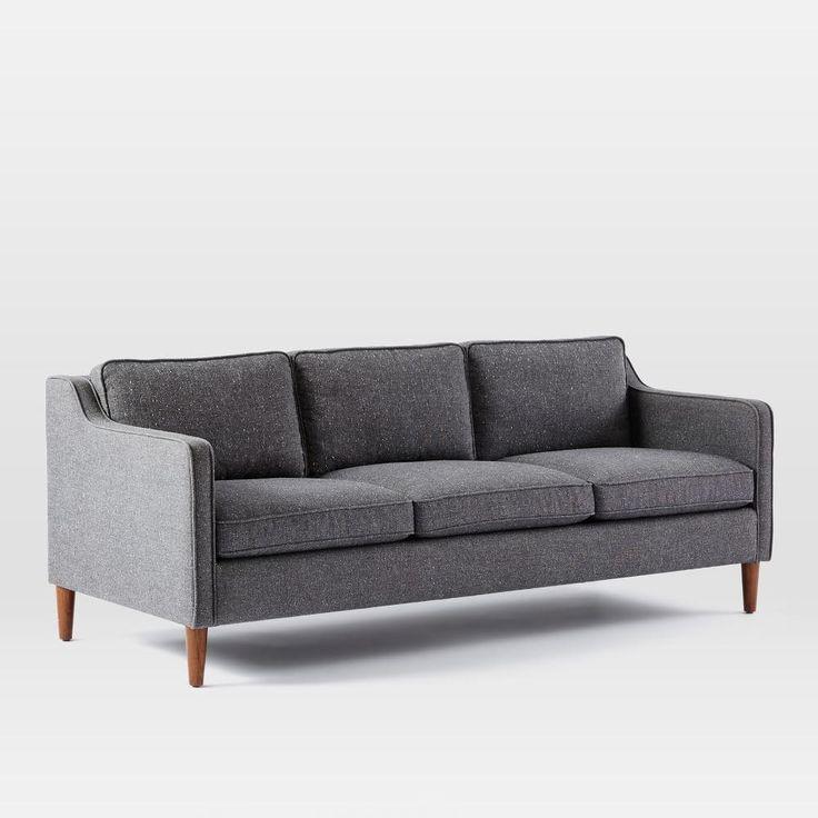 Hamilton Upholstered Sofa (206 cm)