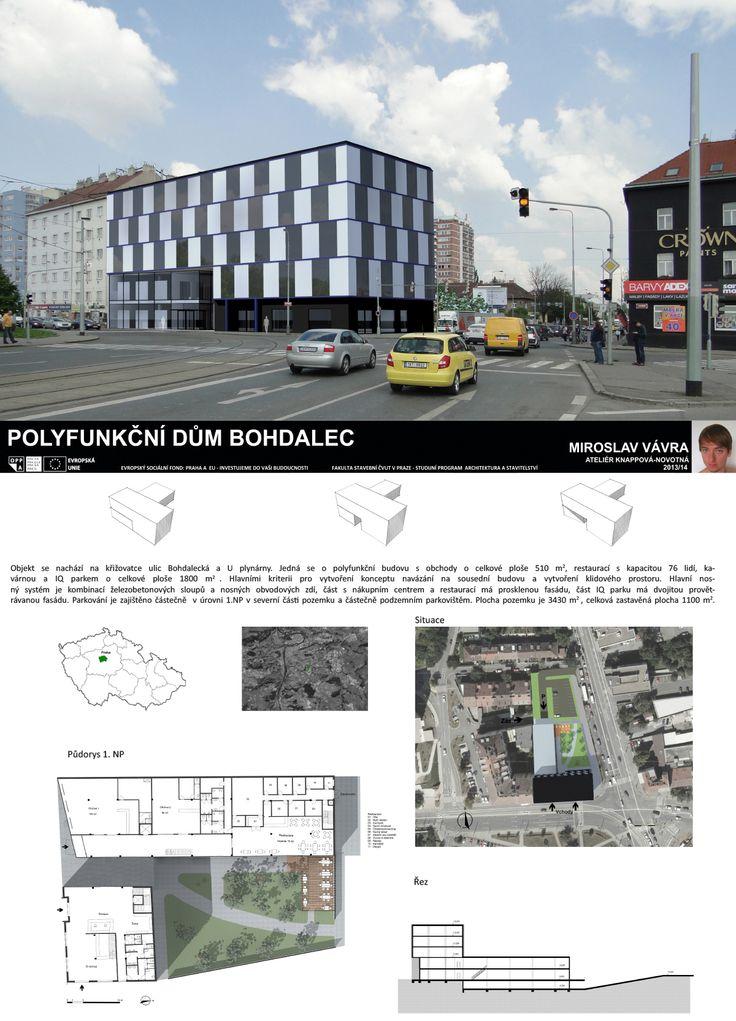 Studentský projekt. LS 2013/2014. FSv ČVUT v Praze.
