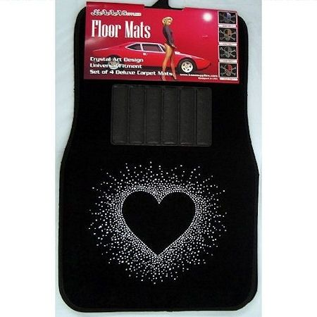 Bling Floor Mats Amp Other Car Accessories At